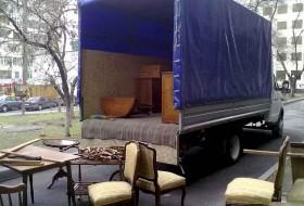 Фургон - 4 метра, 16 кубов. Собственник! Заказ переезда