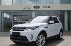 Land Rover Discovery, 2017 новый