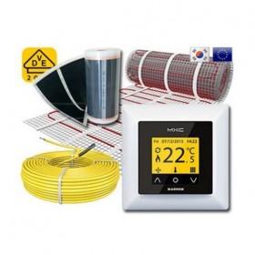 Теплый пол — инфракрасный, электрический, пленочный, кабельный, термостаты. Урожай Скидок!