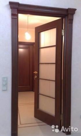 Утановка межкомнатных и Входных дверей