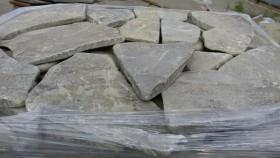 Природный камень песчаник голтованный от 1 м2