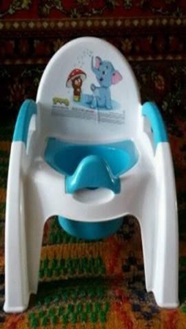 Детский горшок - стульчик