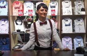 Продавец-консультант мужской одежды