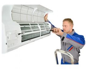 Ремонт и обслуживание сплит систем