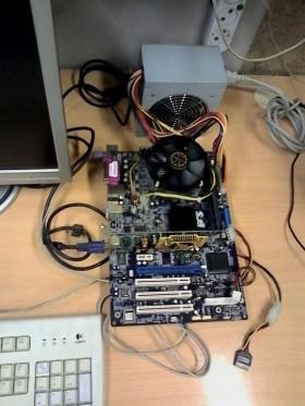 Компьютерная помощь. Ремонт ноутбуков
