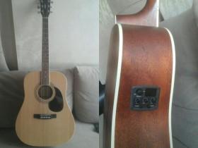 Гитара акустическая Parkwood