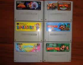Dendy\Super Famicom
