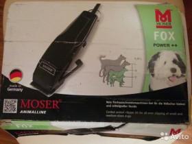 Машинка для стрижки собак и кошек б/у Moser