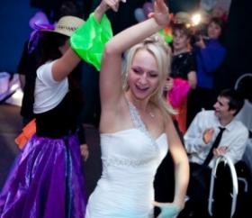Свадьбы, Юбилеи. Ведущая праздничных мероприятий