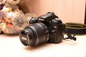 Полупрофессиональный Nikon D90 + 18-55mm VR
