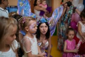 Аквагрим на взрослые и детские мероприятия