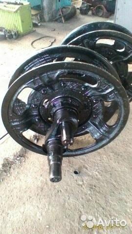 Болотные колёса направляющие