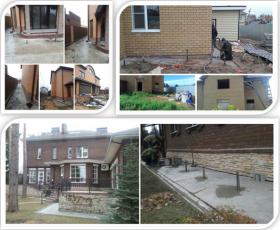 Усиление фундаментов домов коттеджей зданий АБК