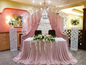 * оформление свадьбы