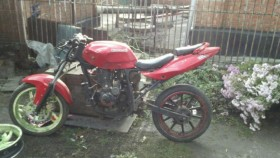 Мотоцикл venta ranger2