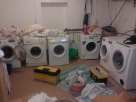 Ремонт стиральных посудомоечных машин