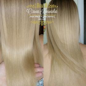 Уход и восстановление волос