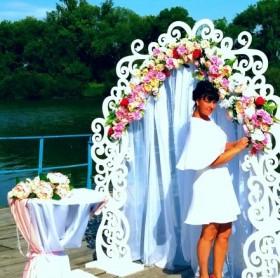 * Ведущая на свадьбу