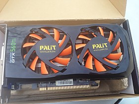 Игровая видеокарта Nvidia GeForce GTX 560 Ti Palit
