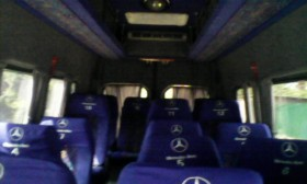 Mercedes Benz Sprinter 315cdi maxi на заказ