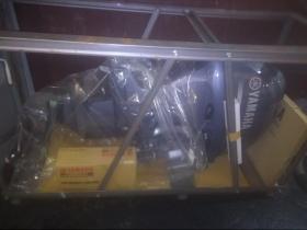 Новый двигатель Ямаха 40