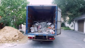 Вывоз мусора Волгодонск. Демонтаж.