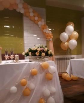 * Свадебные декорации
