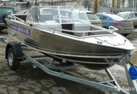 Новый катер Wyatboat 460DCM с оборудованием