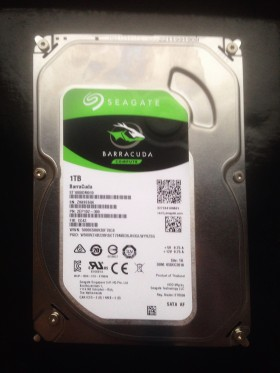 Жесткий диск Seagate BarraCuda Compute 1Tb