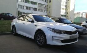 Аренда авто Kia Optima с водителем