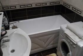 Плитка. Ремонт ванных комнат