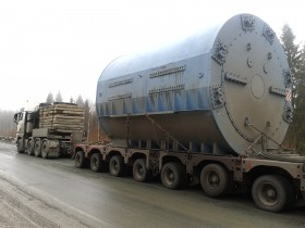 Перевозка негабаритных грузов по ЮФО и России