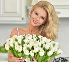 Тюльпаны для ваших любимых