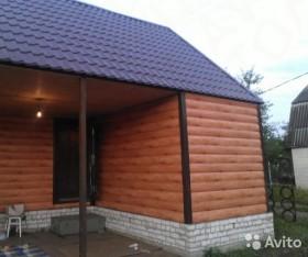 Мобильный дачный домик 50м2