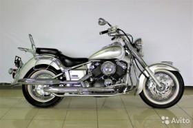 Yamaha XVS400 Drag Star Classic (2007г., 34779км)