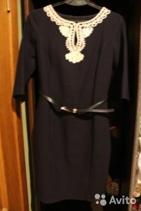 Платье классическое торжественное