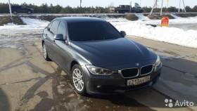 BMW 3 серия, 2013