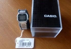 Часы Casio LA680WA-1BDF(новые)