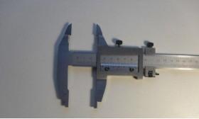 Штангенциркуль ШЦ-ll 250 (0.05) разметочный твердосплавный.