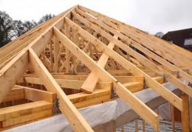 Кровля и деревянные крыши на заказ