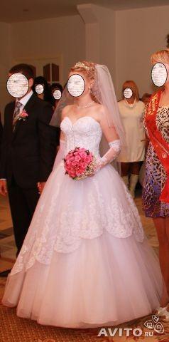 Свадебное платье В подарок все аксессуары