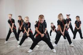 Современные танцы для детей от 3 лет и старше