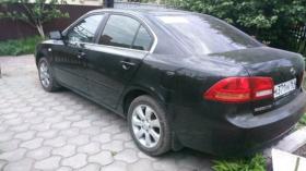 Kia Magentis 2 поколение, седан 4 дв.