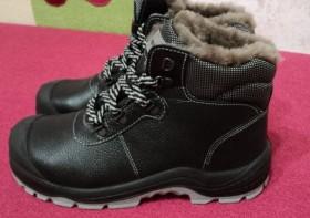 Ботинки зимние р-р 41