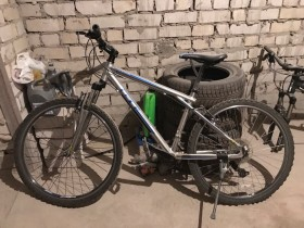 Горный велосипед GT agressor 3.0