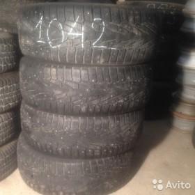 П 1042 комплект 255/55/19 Nokian Hakka7