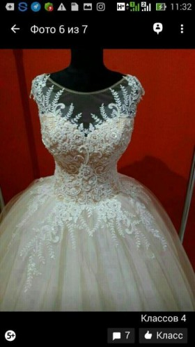 Свадебное платье новые