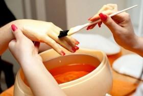 Парафинотерапия лица, рук и ног!