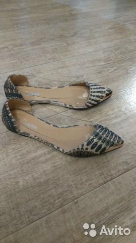 Продаю новые туфли (балетки)