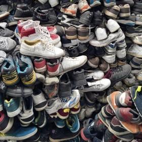 Оптом секонд хенд обувь. Бельгия-микс.